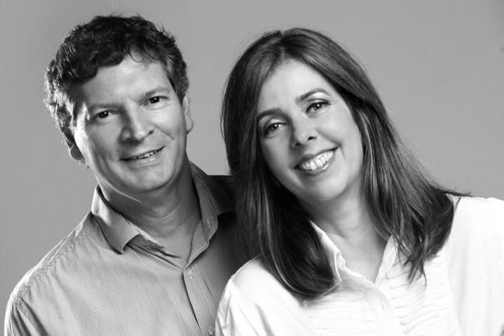 Susana e Ricardo Brancaglion