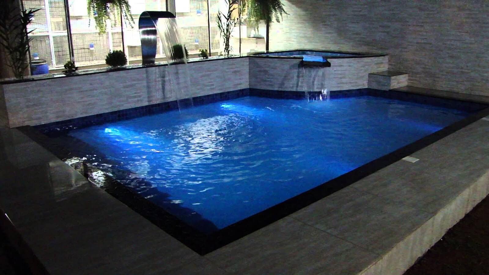 revestimento de piscina ideal
