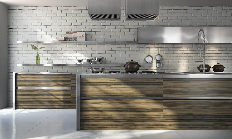 tijolinho a vista na cozinha 4
