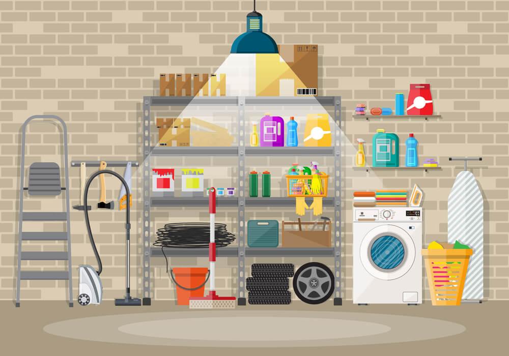 kit lavanderia